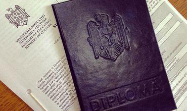 Определена методология признания документов об образовании в Молдове
