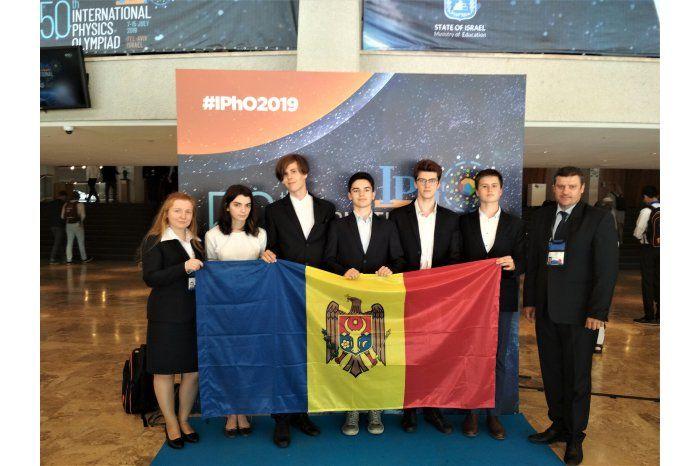 Молдавские ученики завоевали бронзу на Международной олимпиаде по физике