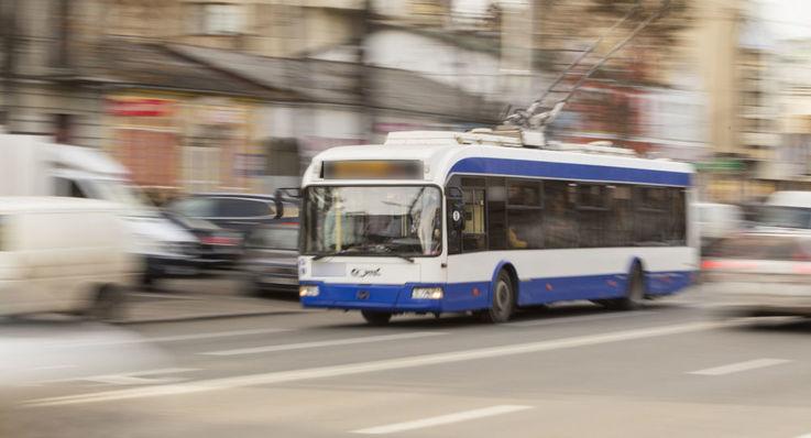 Запуск системы мониторинга месторасположения троллейбусов откладывается