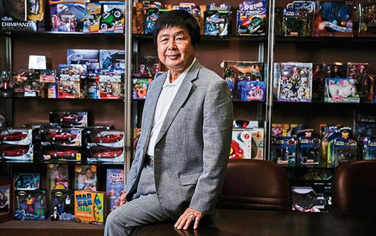 Бизнесмен, разбогатевший на игрушках, вкладывает в органический пластик