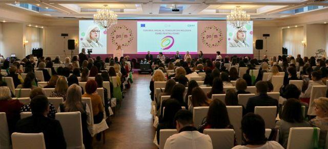 Ежегодный форум женщин-предпринимателей состоялся в Кишинёве
