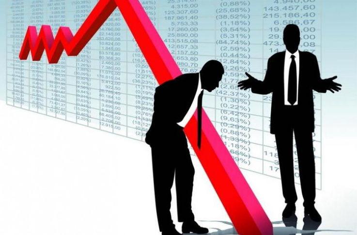 Сразу пять стран переживают экономический спад