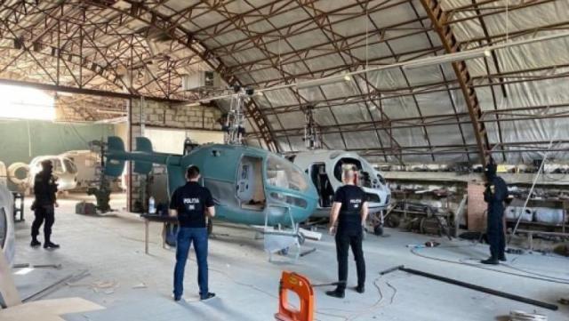 Владелец «подпольного вертолётного завода» рассказал подробности дела