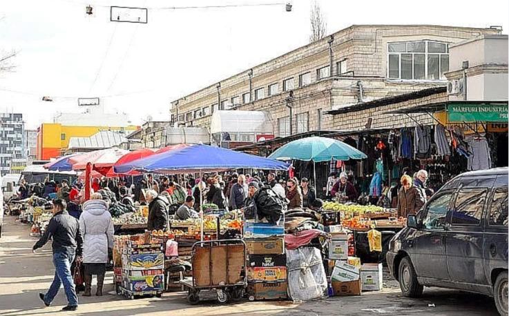 Модернизация Центрального рынка в Кишинёве будет длиться около двух лет