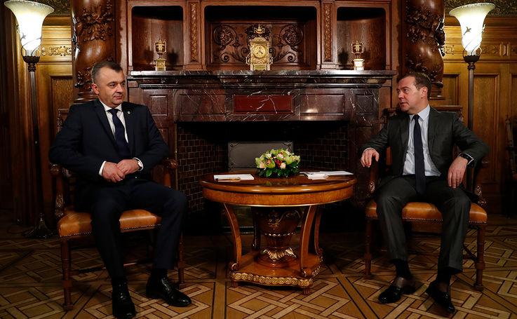 Процент по кредиту, который Россия предоставит Молдове, ещё не определён