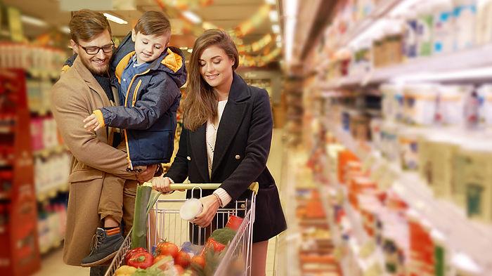 Более 40% дохода молдавские семьи тратят на еду