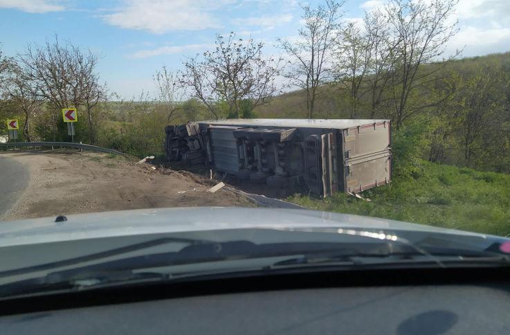 В Молдове участились ДТП по причине несоблюдения рабочего времени
