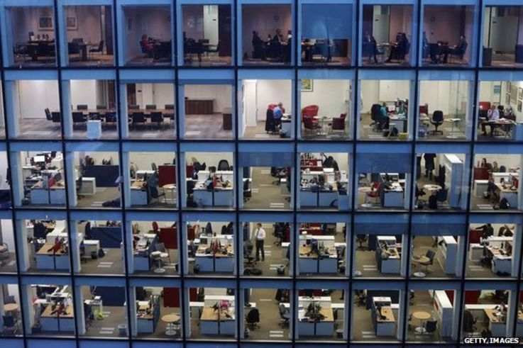 Эволюция офиса