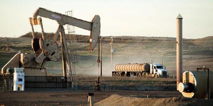 В США производитель нефти доплачивает за то, чтобы у него купили сырьё