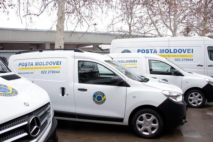 В Молдову возобновились поставки посылок из Китая и других стран