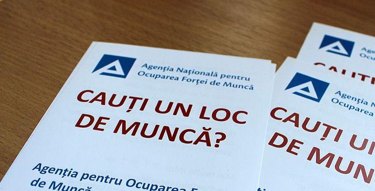 ANOFM scoate la «vânzare» locurile de muncă vacante din întreaga țară