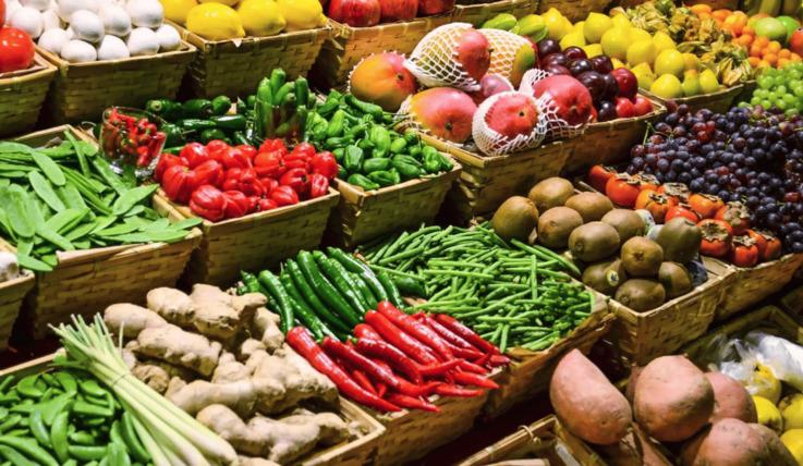 В Молдове снизились цены на сельхозпродукцию