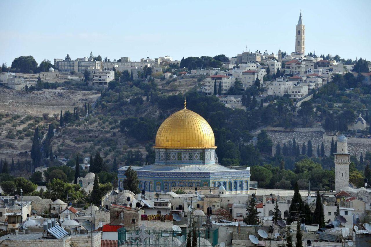 Теракт на Храмовой горе в Иерусалиме