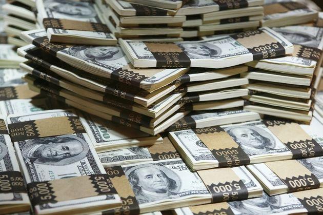 Молдова обладает валютным резервом, который находится вне страны