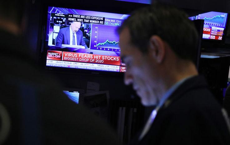 Как паника вокруг коронавируса поможет заработать на фондовых рынках
