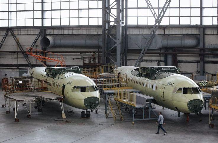 Мировая авиастроительная промышленность оказалась в глубоком кризисе