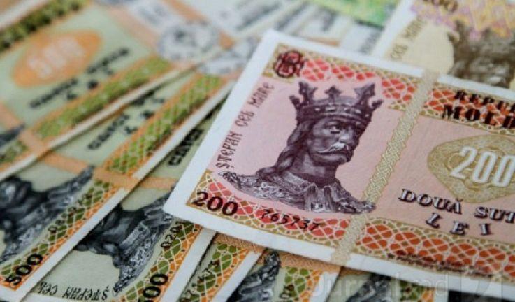 Более 21 млн лей пожертвований накоплено на счетах минфина