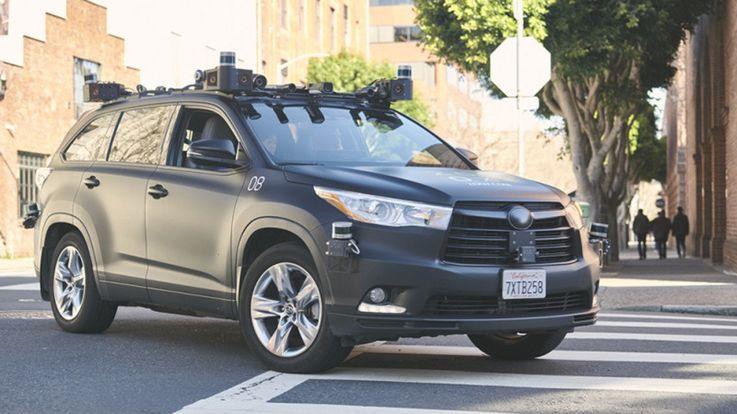 Amazon хочет купить стартап, разрабатывающий самоуправляемые автомобили