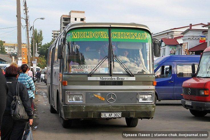 Каждый второй автоперевозчик в Молдове работает нелегально