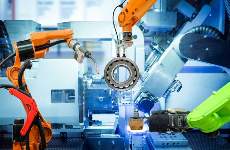 Описано влияние новых технологий на мировой рынок труда