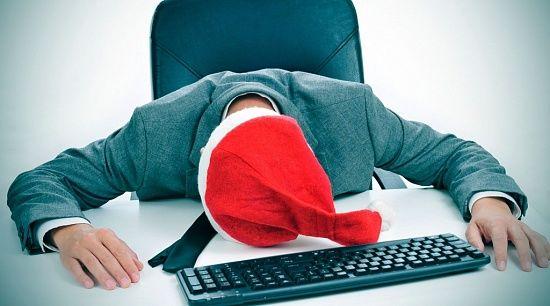 Как войти в рабочий ритм после долгих новогодних каникул?