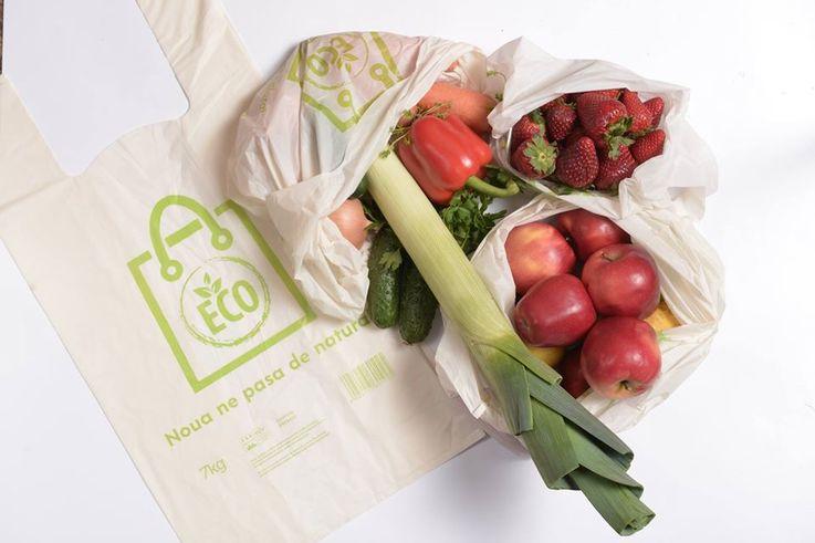 В Молдове запущен проект по производству биоразлагаемых пакетов