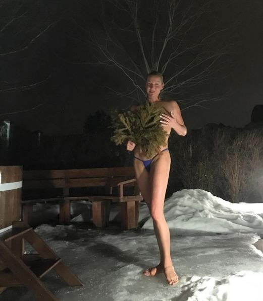 откровенные фото балерины волочковой