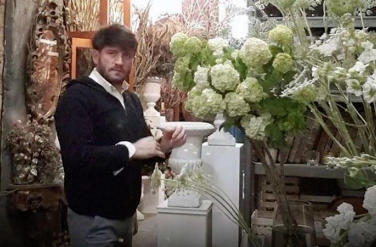 Специалист из Молдовы признан в Лиссабоне лучшим флористом