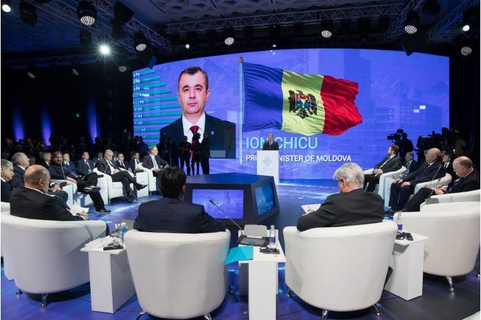 Премьер-министр Ион Кику рассказал о развитии ИТ-продукции в Молдове