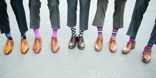 Как смешные носки сделают вас успешнее