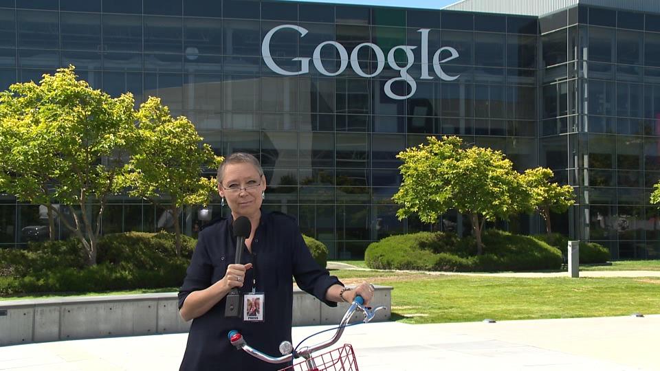 Где находится гугл офис