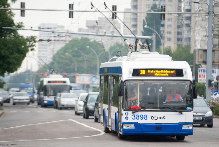Тендер от примарии Кишинева по приложениям для общественного транспорта
