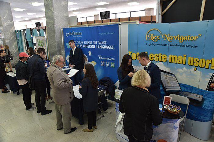 На Кишиневской ярмарке вакансий предложено более 2000 рабочих мест