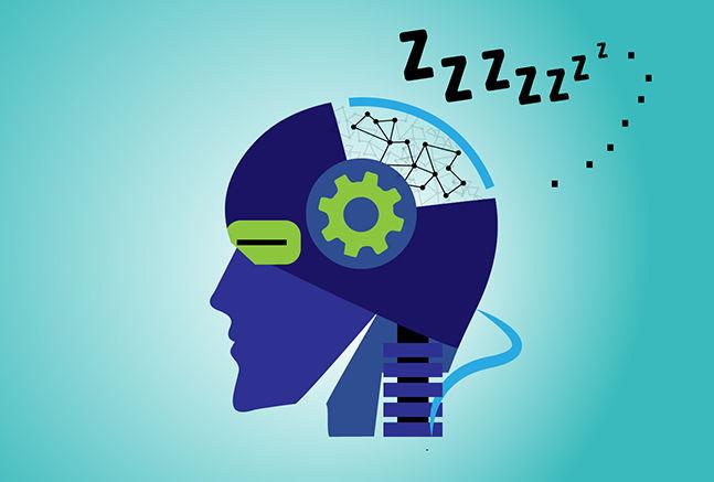 Искусственный интеллект теряет свою эффективность без сна и отдыха