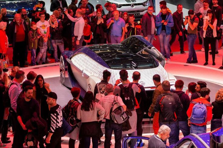 Коронавирус: Женевский автосалон отменён впервые более чем за 70 лет