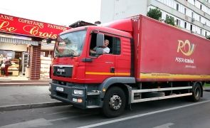 Грузовик заменит почтовое авиасообщение между Молдовой и Румынией