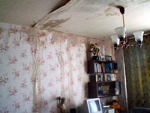 экспертизы ремонта при затоплении квартиры