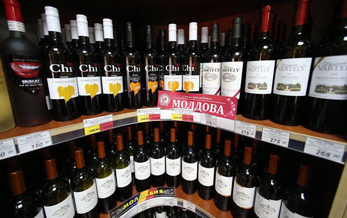 Какие страны являются основными потребителями молдавского вина?