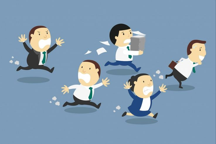 12 признаков того, что вы плохой работник