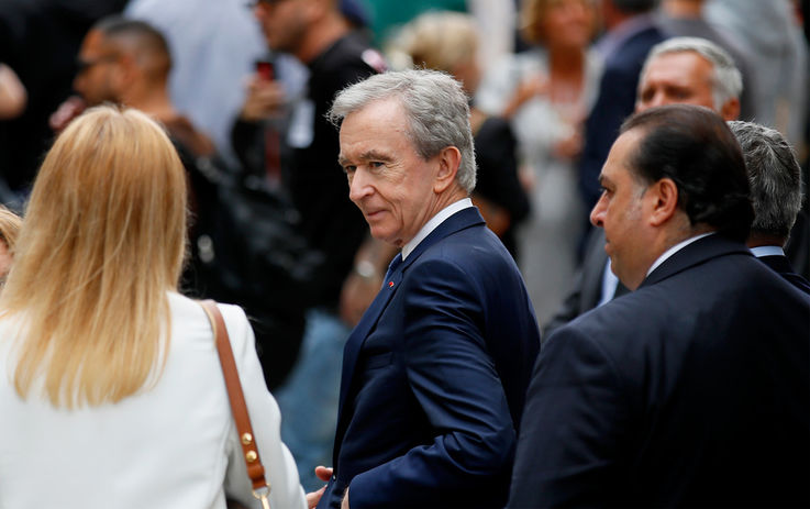 Богатейший человек Европы за сутки увеличил своё состояние на $3 млрд