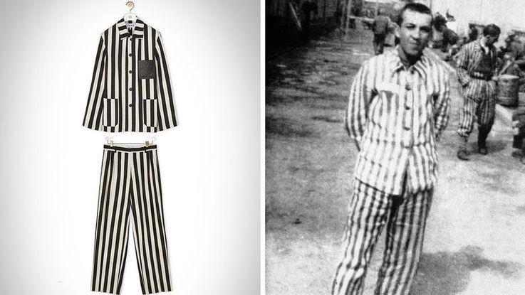Известный бренд раскритиковали за напоминание о Холокосте