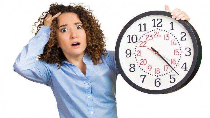 Люди, которые всегда опаздывают, более успешны и креативны