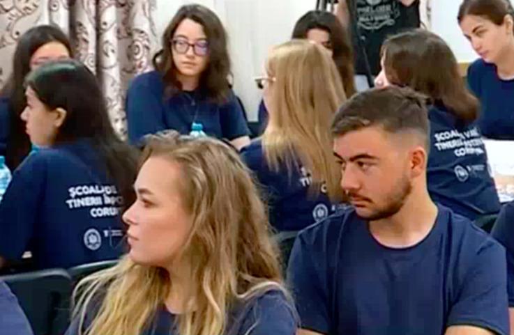 Молодежь из Молдовы и Румынии посетит с ознакомительным визитом НЦБК
