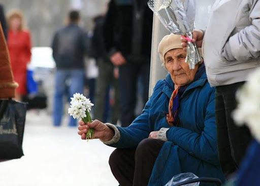 В Молдове процветает торговля краснокнижными цветами