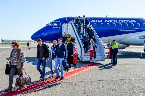 Новые льготы для молдаван, возвращающихся домой из-за границы
