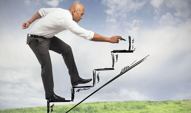 Почему вы не поднимаетесь по карьерной лестнице