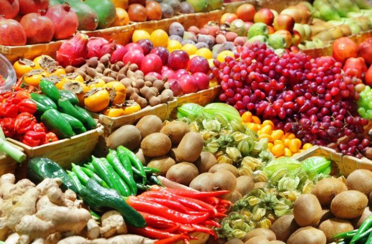 В Молдове - самая высокая наценка на овощи и фрукты среди стран СНГ