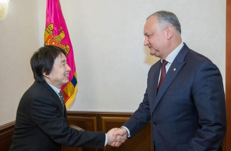 Молдова ждет новых японских инвестиций в экономику