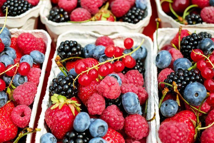 Производство ягод в Молдове достигло 11-15 тысяч тонн в год