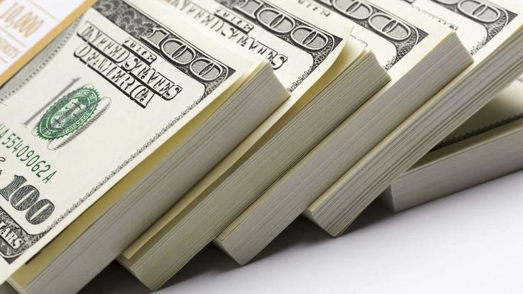 Валютные резервы НБМ увеличились и теперь превышают $3 млрд